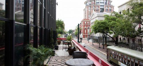 Blake terrace
