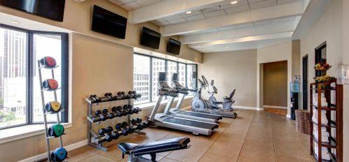 Blake Hotel Fitness Center