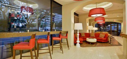Blake Hotel Lobby